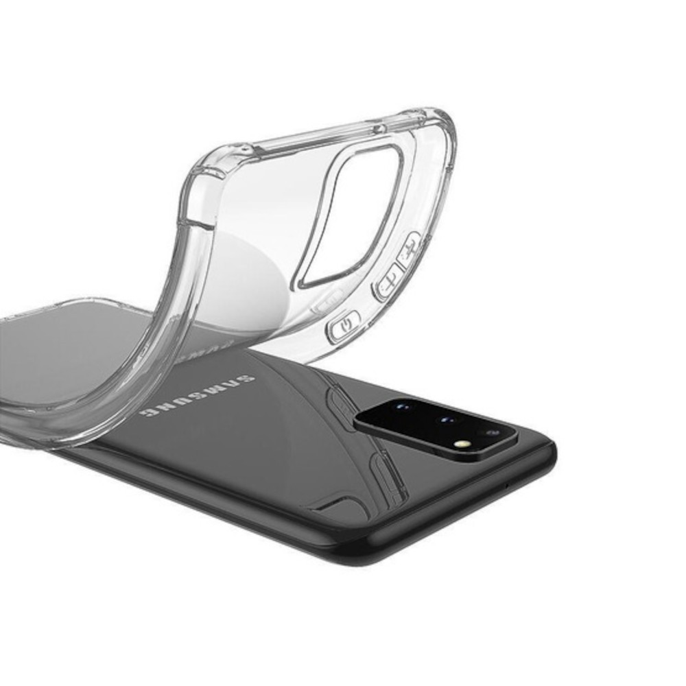 Capa Anti Shock Transparente Samsung Galaxy A21s
