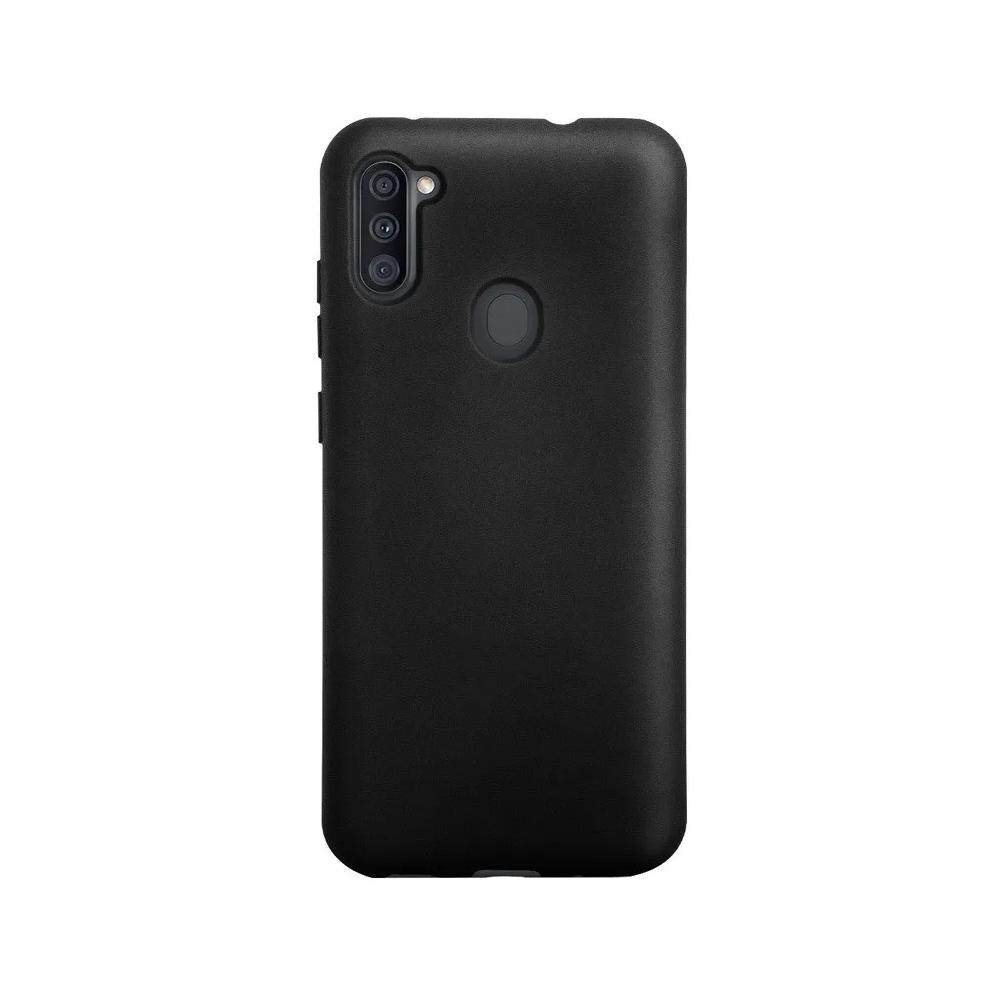 Capa Customic Soft Touch + Película Nano Zeus Supreme - Samsung A11