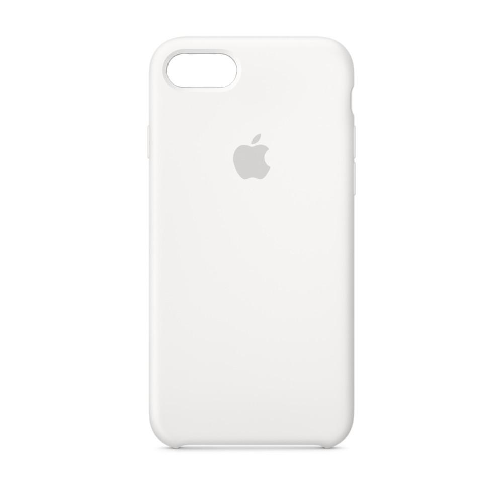Capa Silicone Iphone 7/8 com Logo
