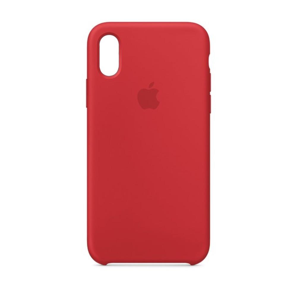 Capa de Silicone  para o iPhone XR