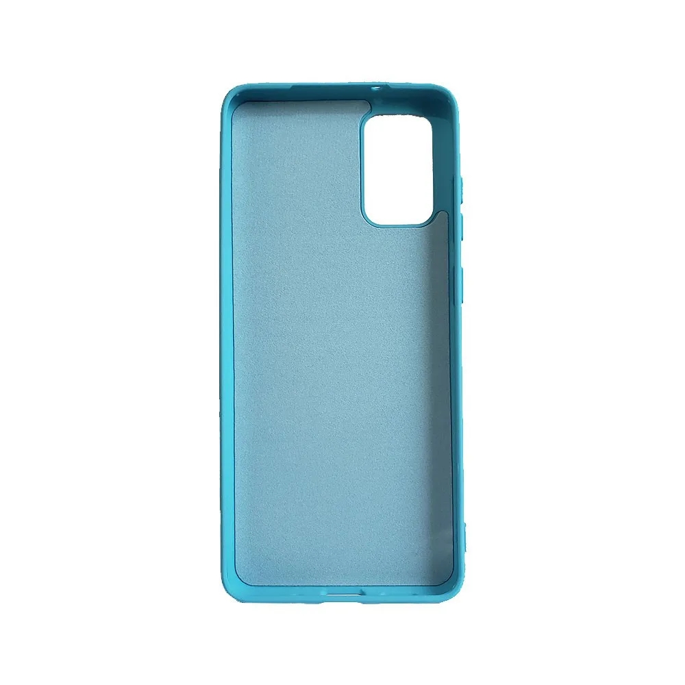 Capa de Silicone Samsung Galaxy A51