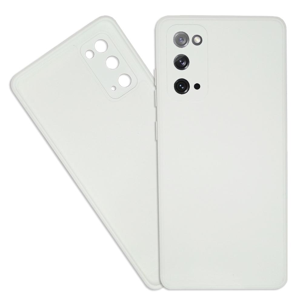 Capa de Silicone Samsung S20 Fe