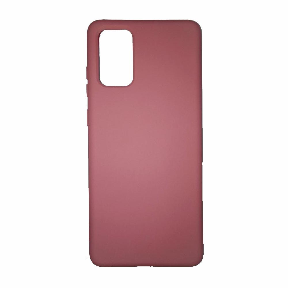 Capa de Silicone Samsung S20 Plus