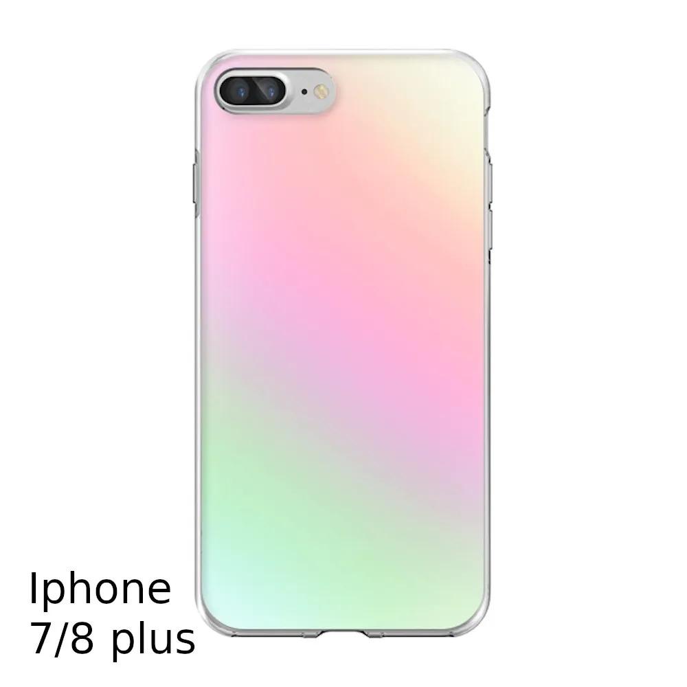 Capa Holográfica Iphone 7/ Iphone 8 Plus