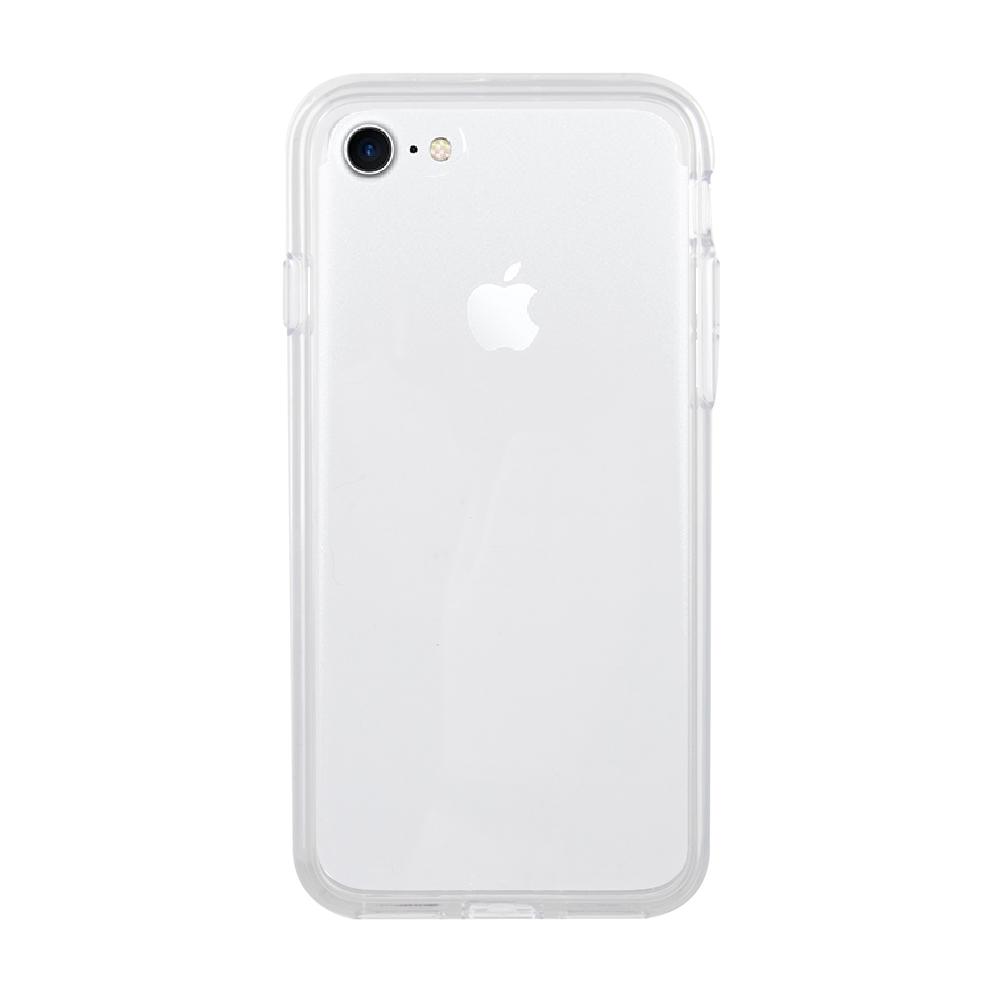 Capa Ikase Krystal + Película Nano Premium - Iphone 8