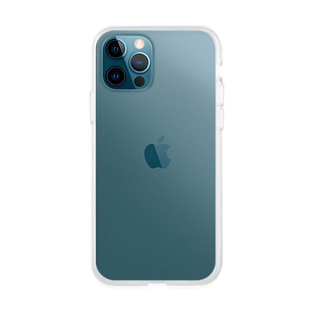 Capa Ikase Krystal + Película Nano Premium - Iphone 12 /12 Pro