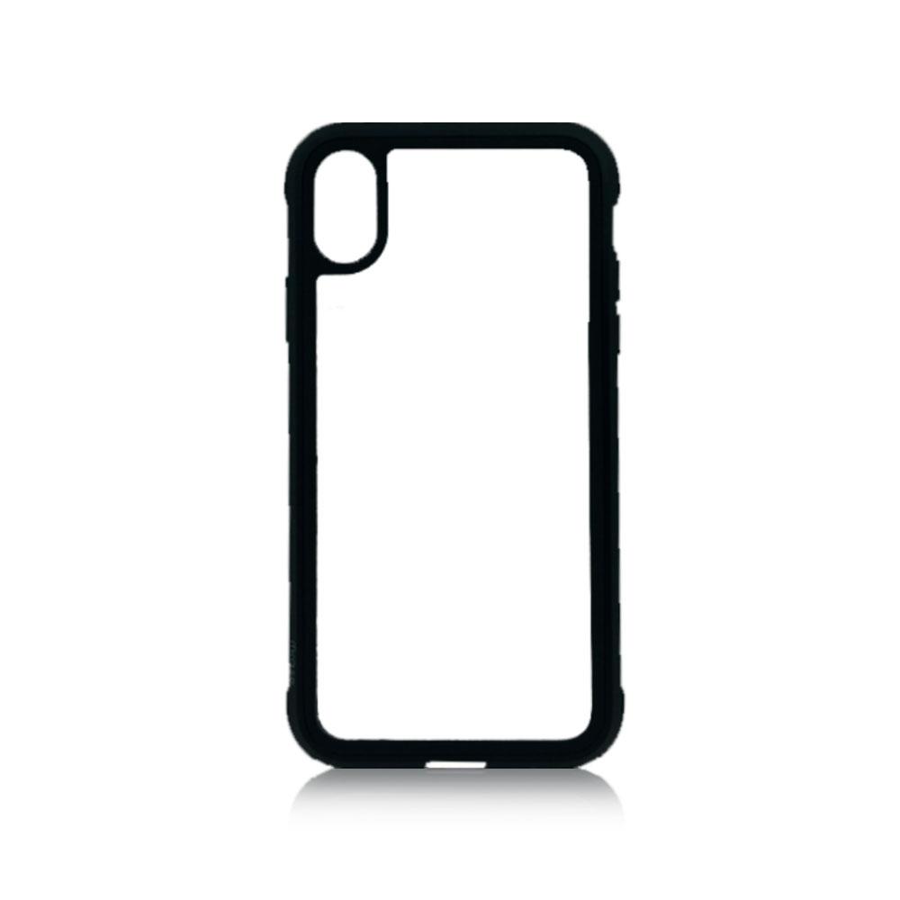 Capa Ikase Pro Elite Preto + Película Nano Premium - Iphone XR