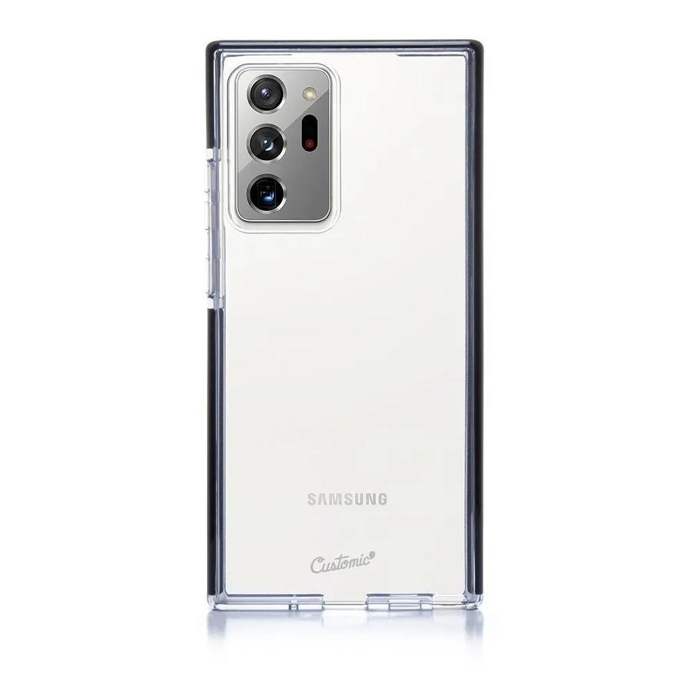 Capa Impactor Flex Antibateria Samsung Note 20 - Customic - TRANSP