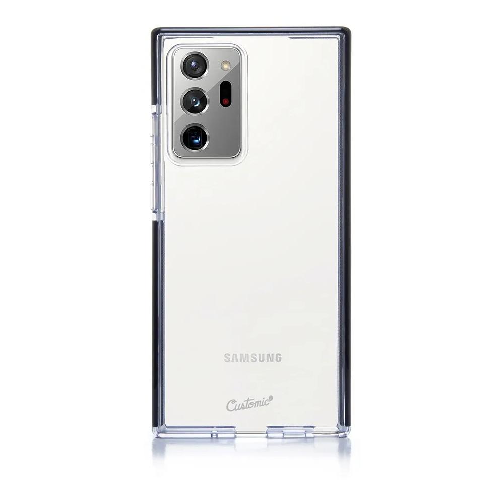 Capa Impactor Flex Antibateria Samsung Note 20 Ultra - Customic - TRANSP