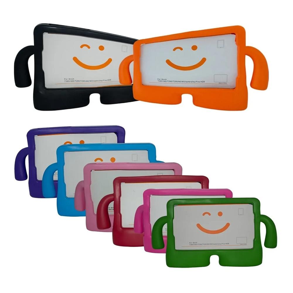 Capa Kids para Tablet Samsung Galaxy Tab A 8 pol. T290, T295, T380, T385
