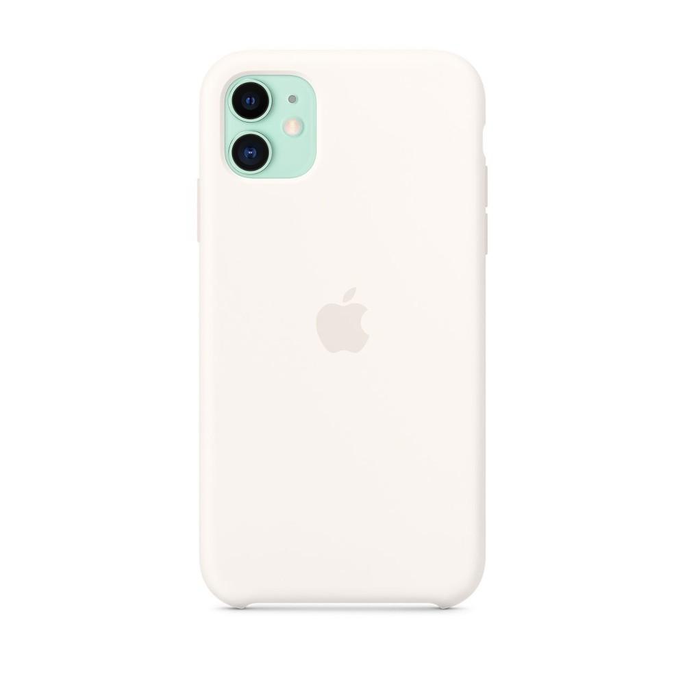 Capa Silicone Iphone 11 com Logo