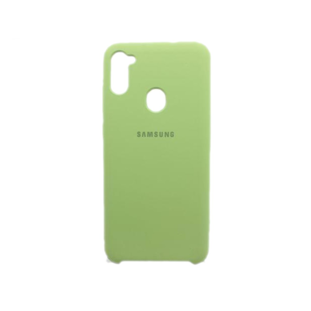 Capa Silicone Samsung  A11