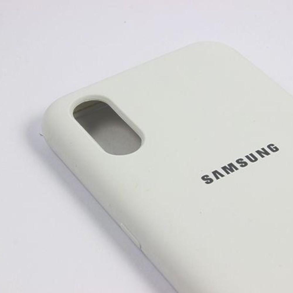 Capa Silicone Samsung Galaxy A01