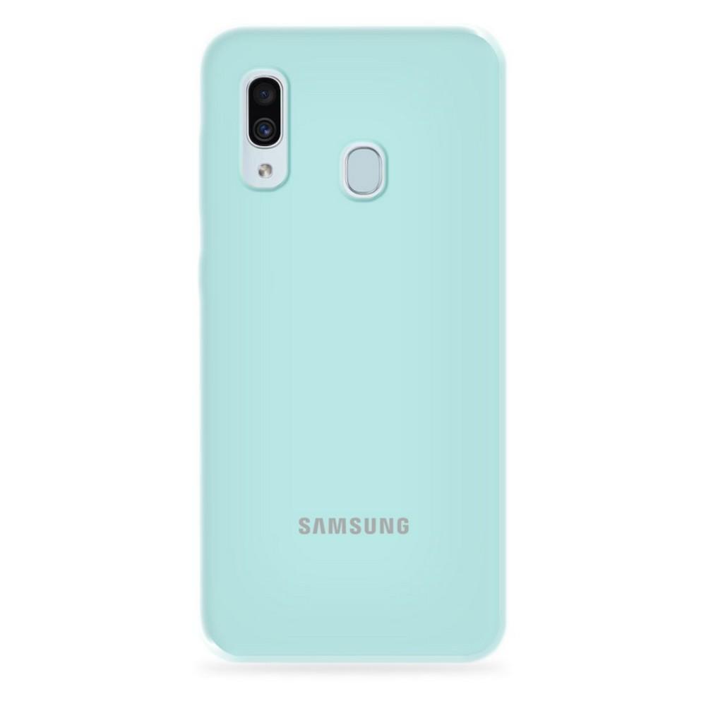Capa Silicone Samsung Galaxy A20 / A30
