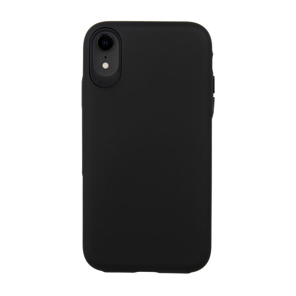 Capa Soft Touch Customic + Película Nano Premium - Iphone XR