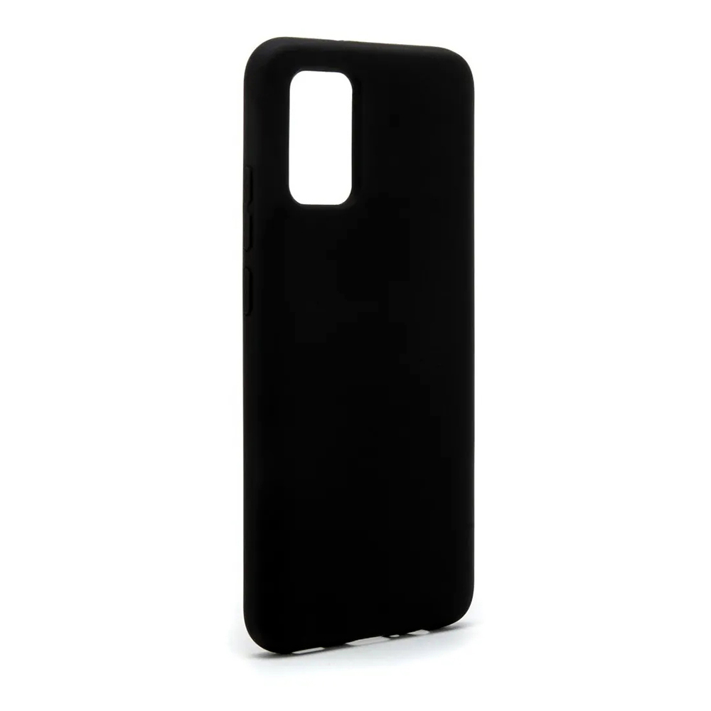 Capa Soft Touch Samsung A02s - Customic - PRETO