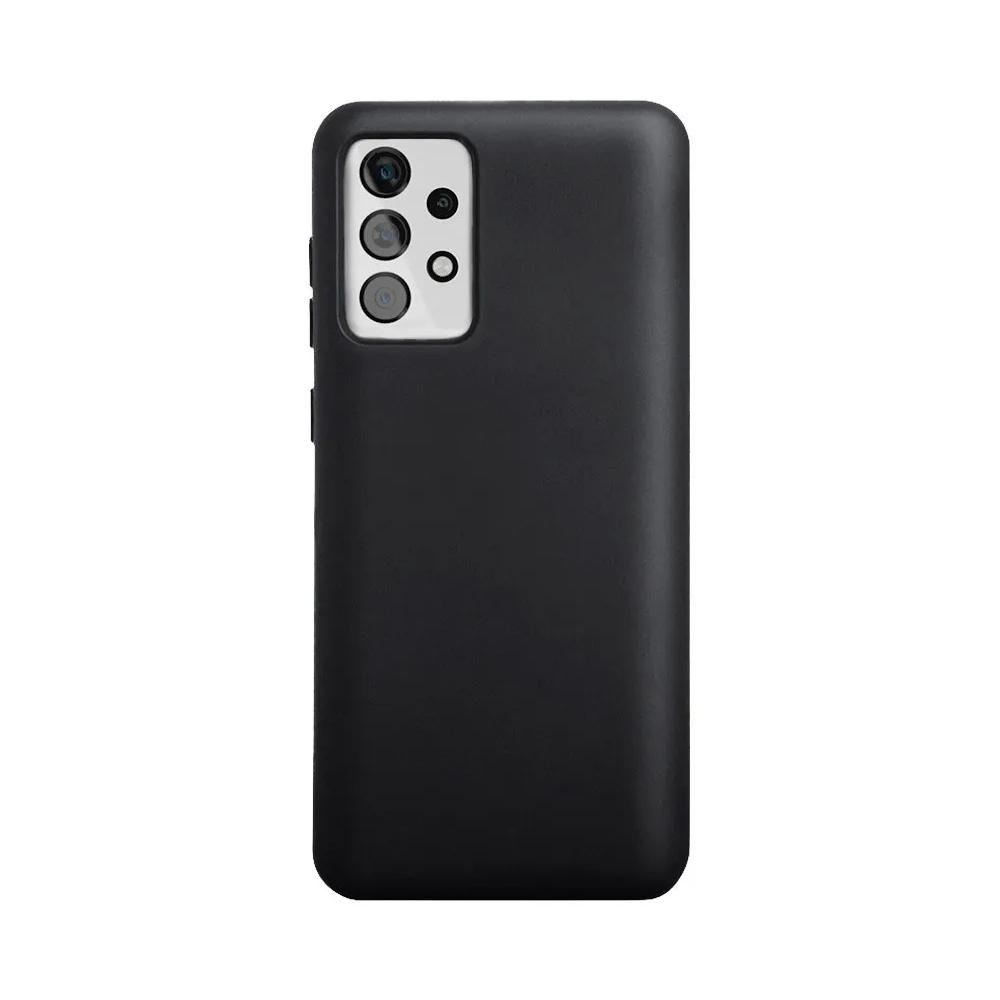 Capa Soft Touch Samsung A52 - Customic - PRETO