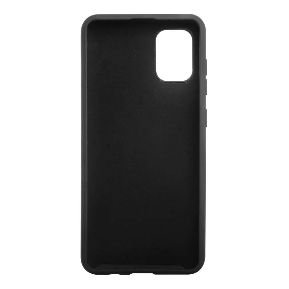 Capa Soft Touch Samsung A71 - Customic - PRETO