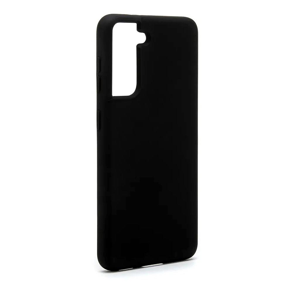 Capa Soft Touch Samsung S21 - Customic - PRETO
