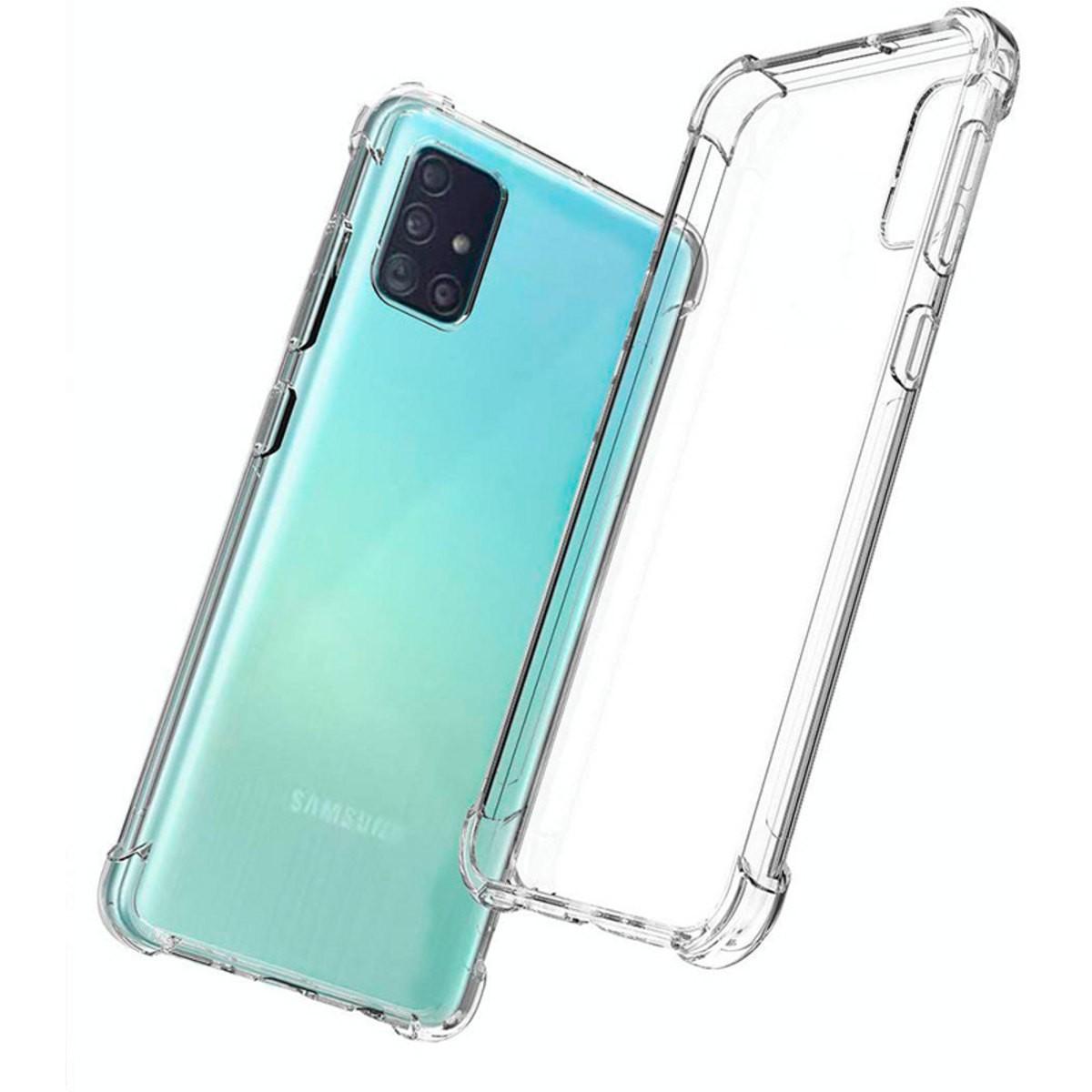 Capa Transparente Anti Shock Samsung Galaxy a51