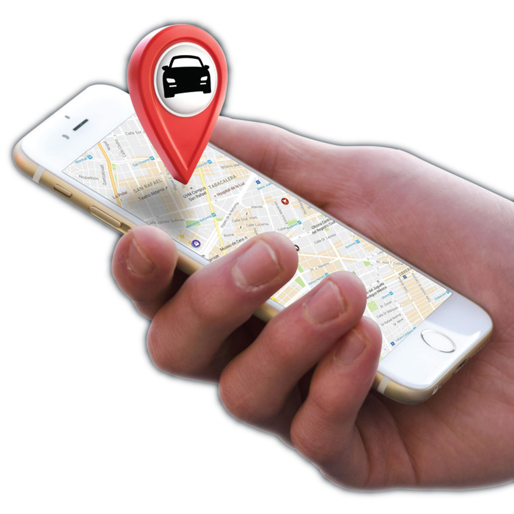 Carregador Veicular 3 Entradas USB Easy Mobile - Car Locator 6.4