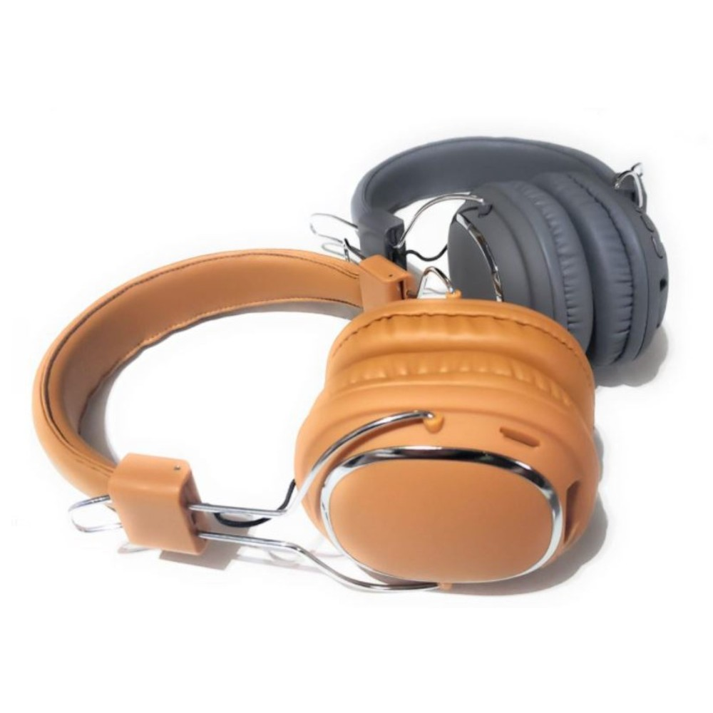 Fone De Ouvido Headphone Wireless Pa-902 Micro Sd Microfone