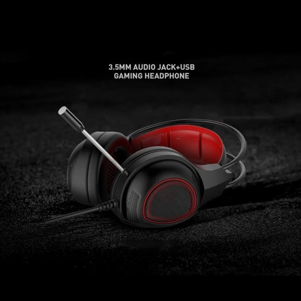 Fone de Ouvido Headset Gamer Lehmox Gt-F4 P2