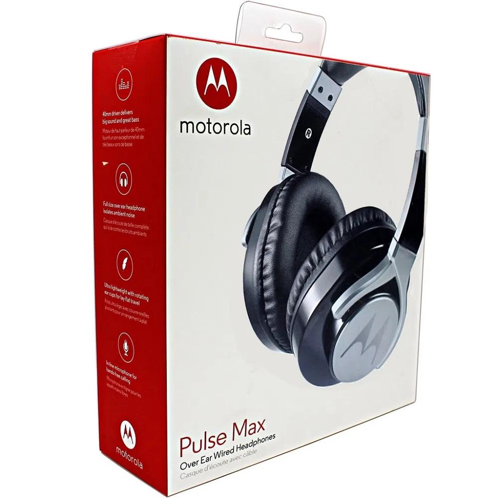 Fone de Ouvido Motorola Pulse Max