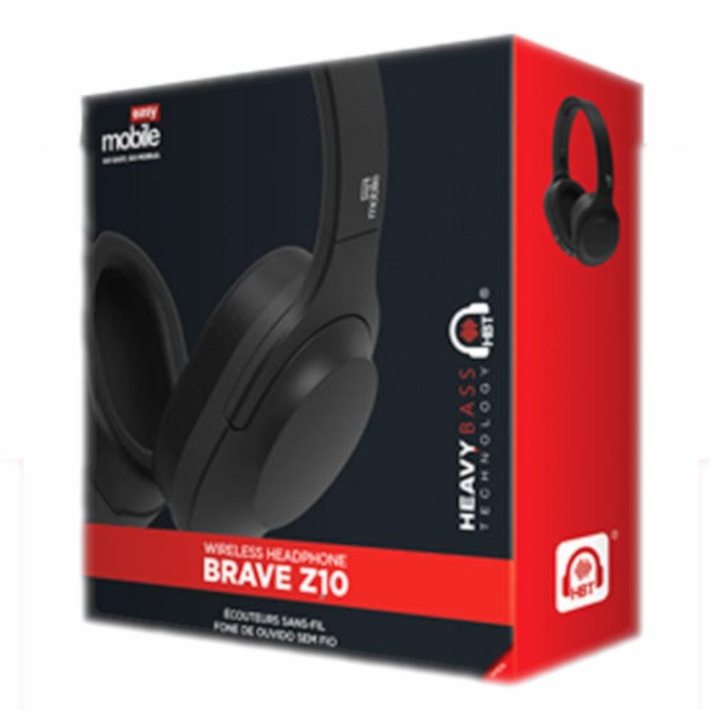 Headphone Brave Z10 Easy Mobile SuperBass sem fio