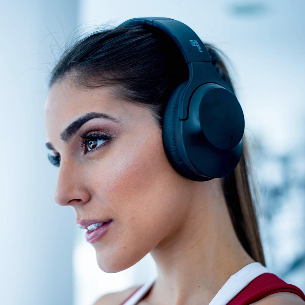 Headphone sem fio Brave Z10 SuperBass - Easy Mobile