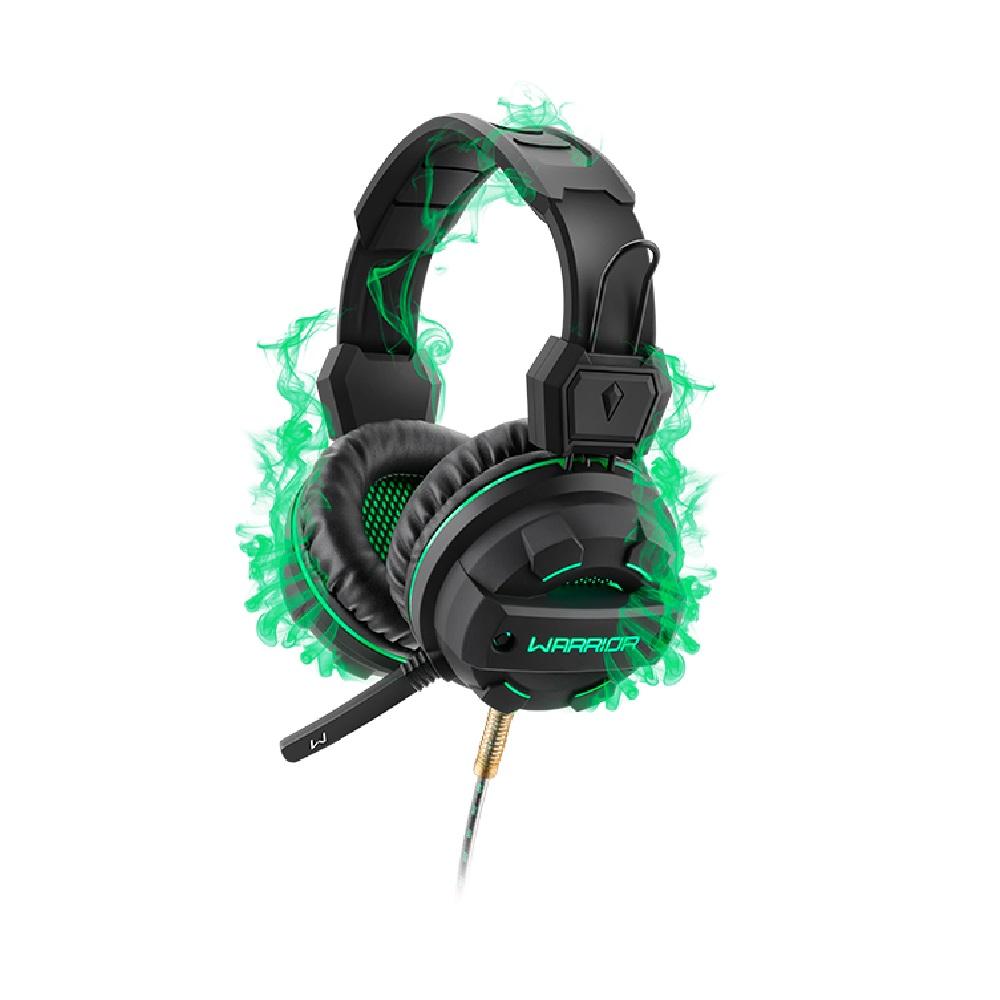 Headset Gamer Magne Pc P2 3,5mm Warrior Ph143