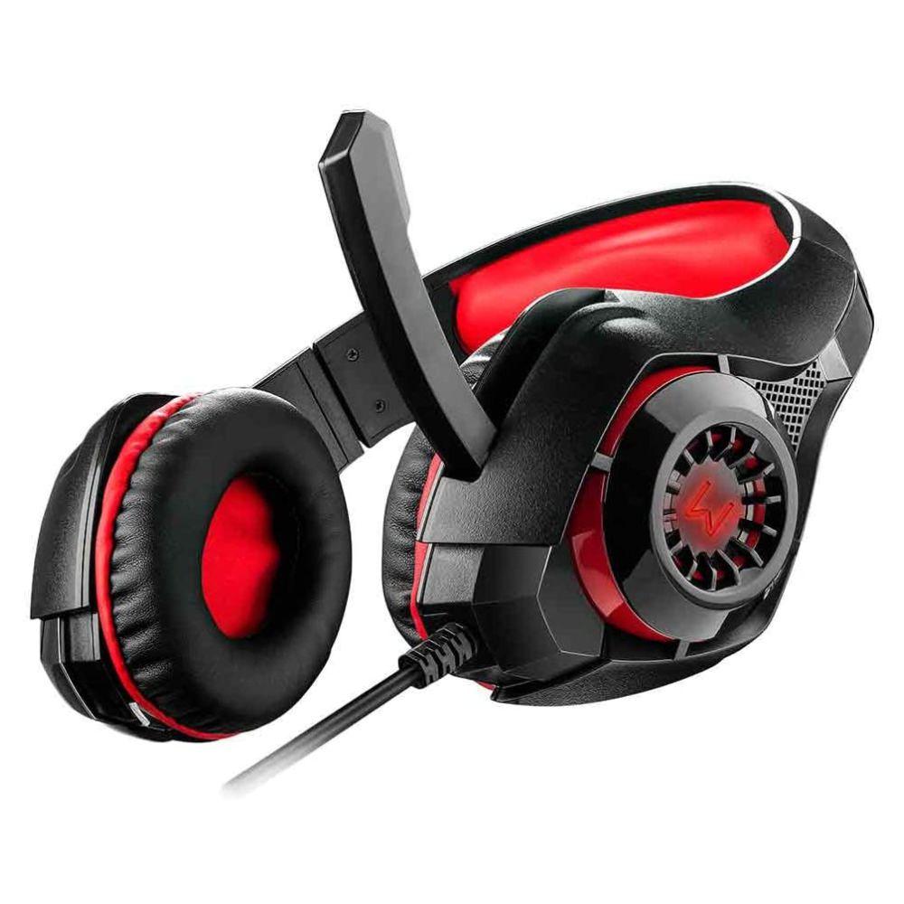 Headset Gamer Warrior Rama PH219 Multilaser - 1UNICA