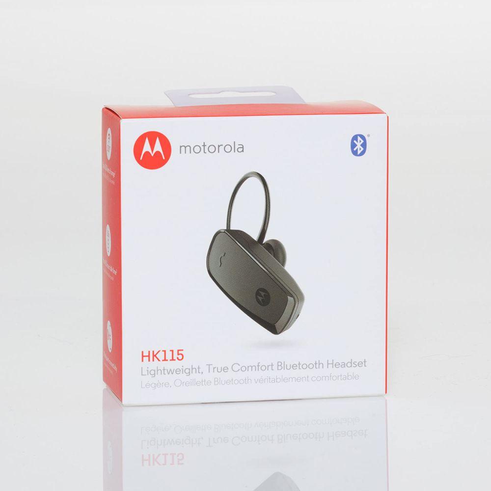 Headset Mono Bluetooth Motorola HK115