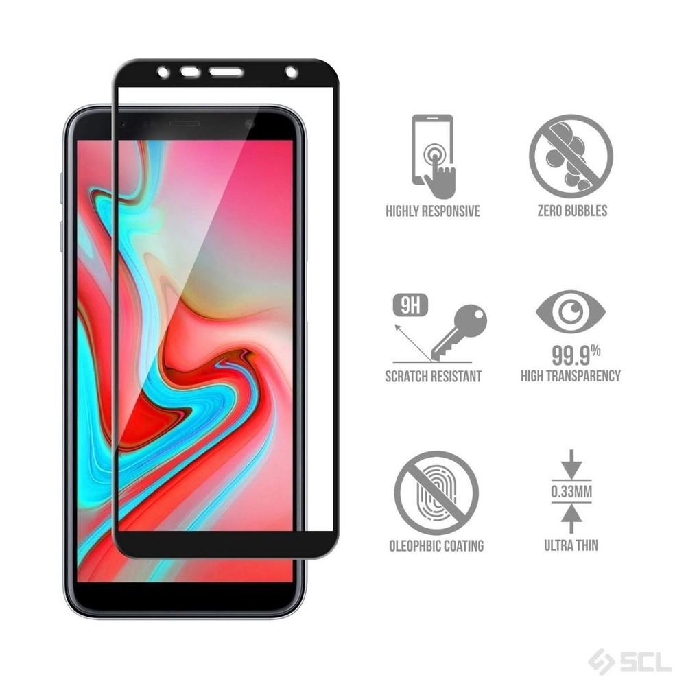 Película 3D de Vidro Samsung Galaxy J6 e J6 Plus - 1UNICA