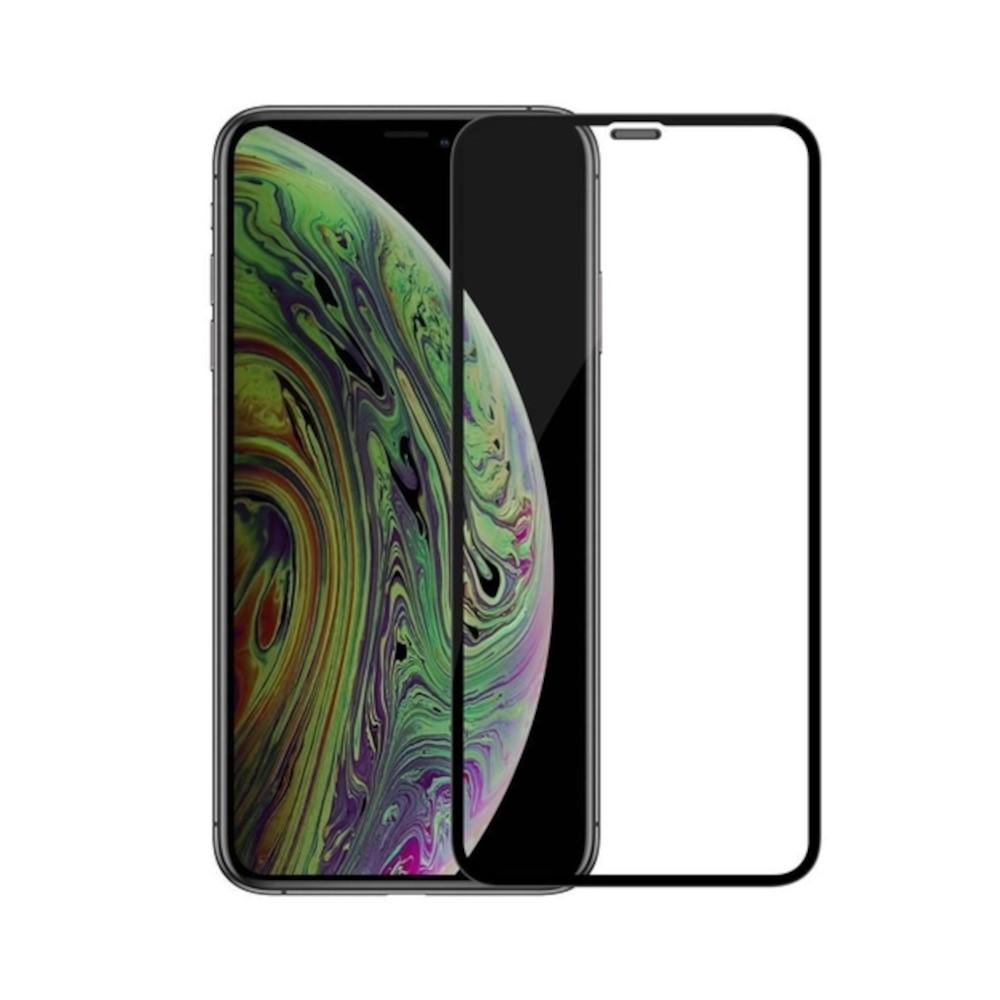Película 3D de Vidro Temperado Iphone XS Max, Iphone 11 Pro Max