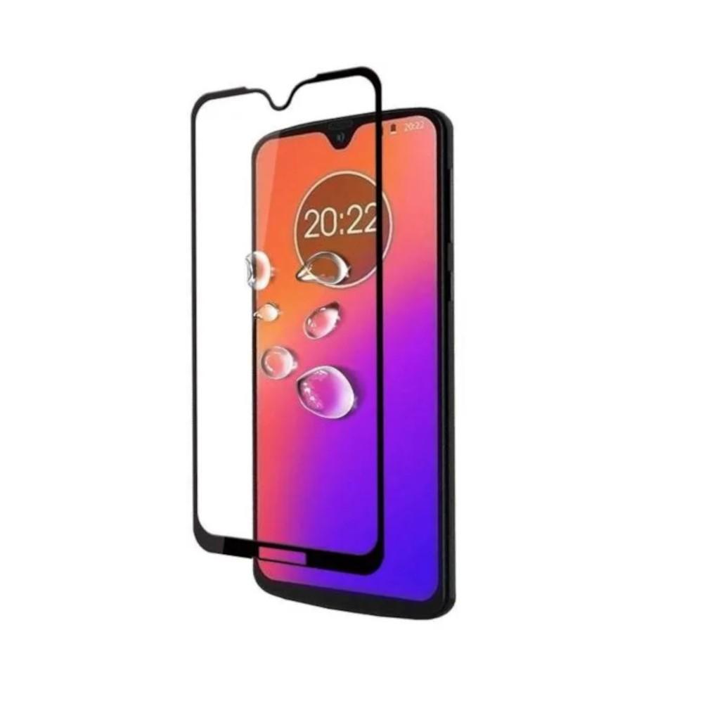 Película 3D Vidro Motorola G7 / G7Plus Tela Toda