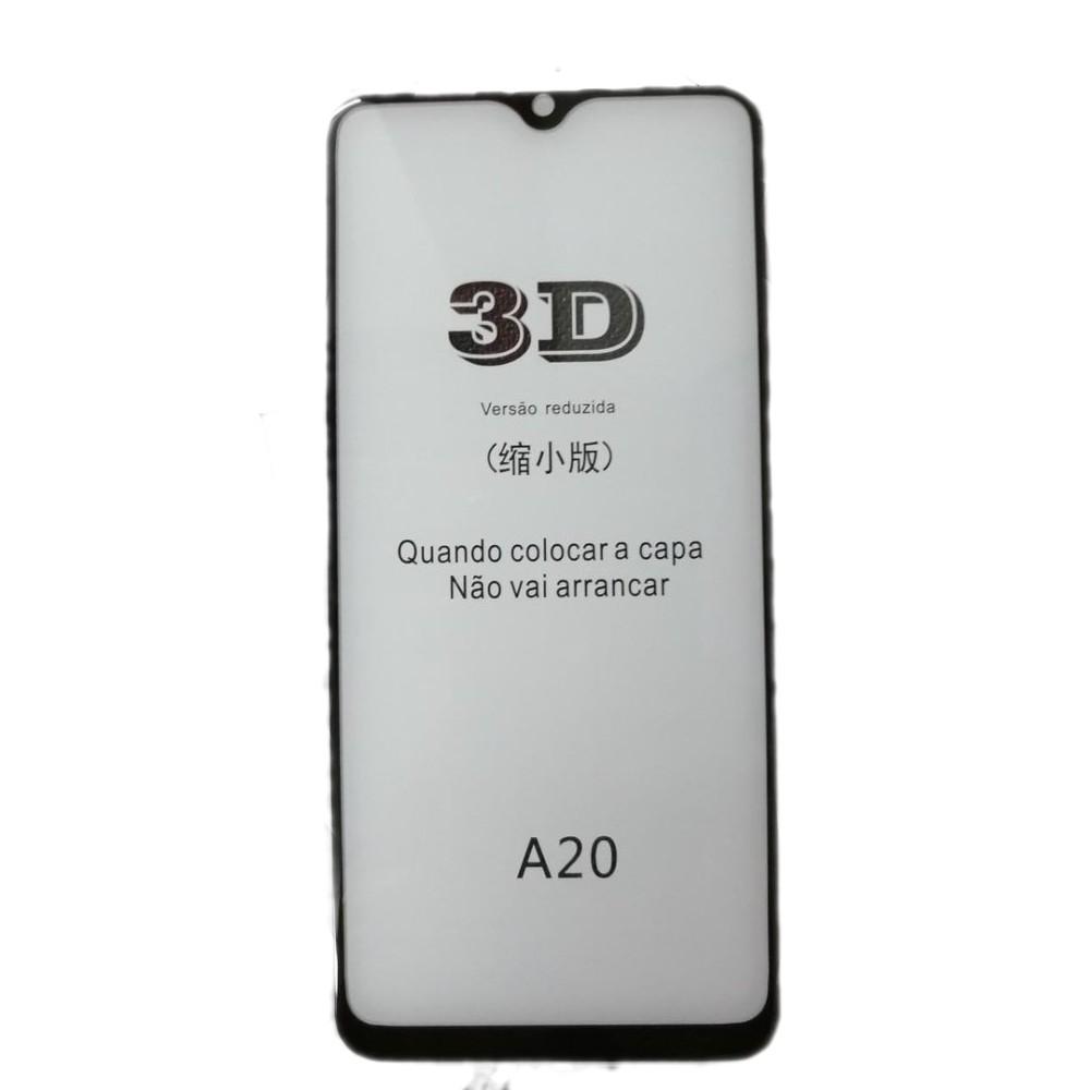 Película de Vidro 3D Samsung Galaxy A20