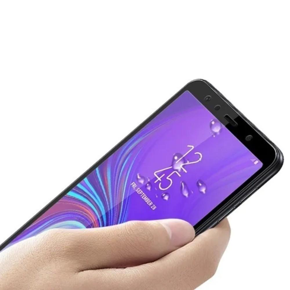 Pelicula de Vidro 3D Samsung Galaxy A9 2018 Tela Toda