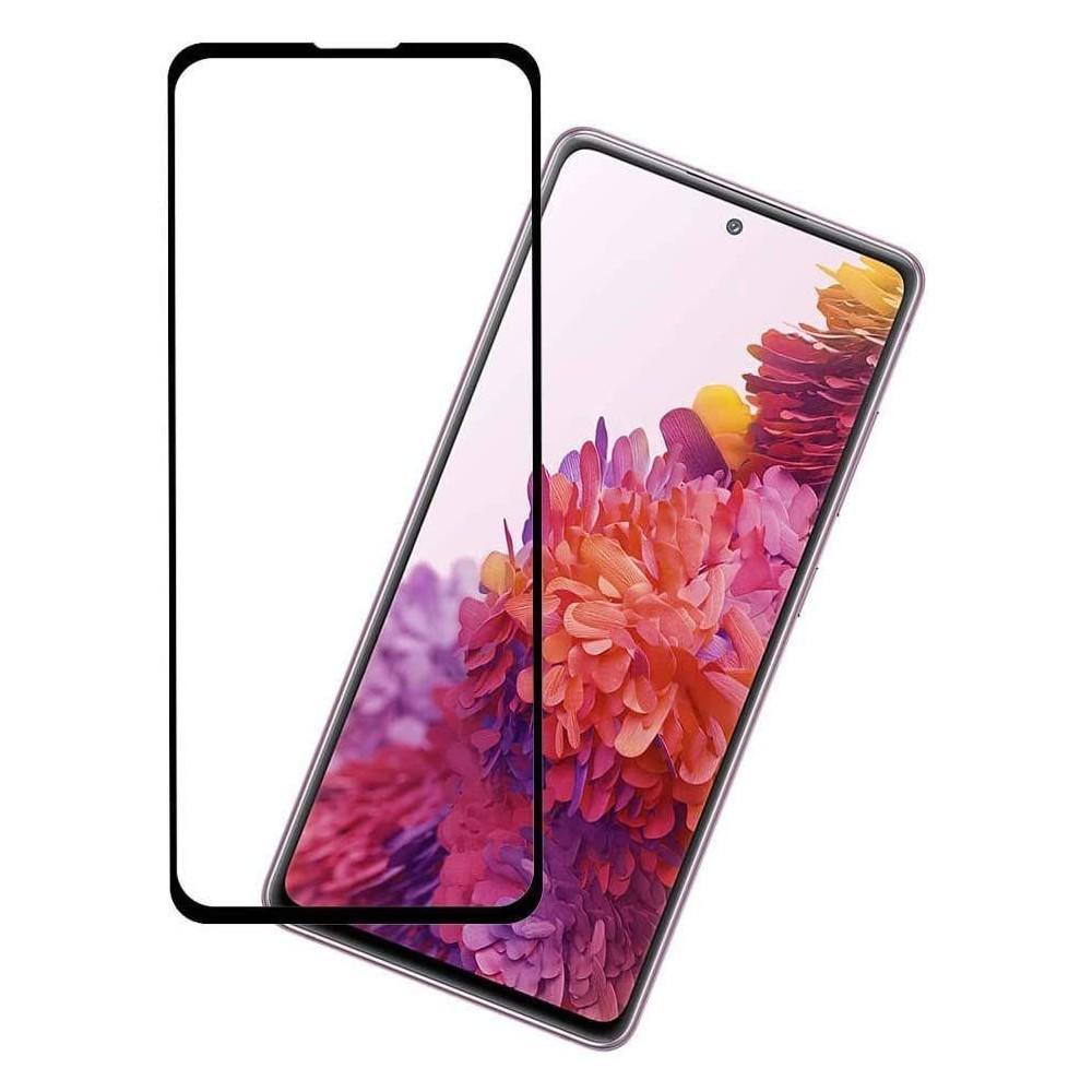 Película de Vidro Temperado 3D Samsung Galaxy S20 FE - 1UNICA