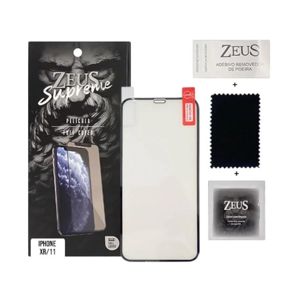 Película Nano Zeus Supreme para iPhone 11 , Iphone XR