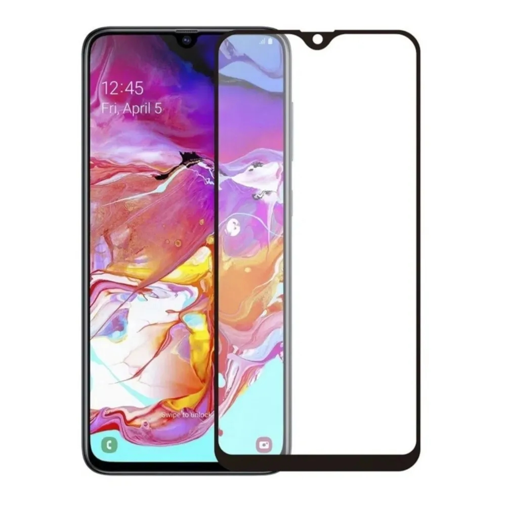 Película Vidro 3D Samsung Galaxy A20s - Tela Toda