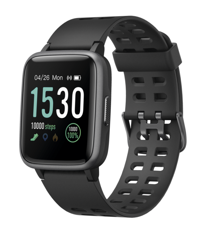 Relógio Style Fit HR Easy Mobile Smartwatch - 1UNICA