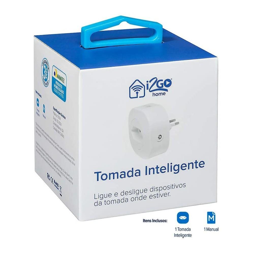 Tomada Inteligente I2Go Wifi Smart Home