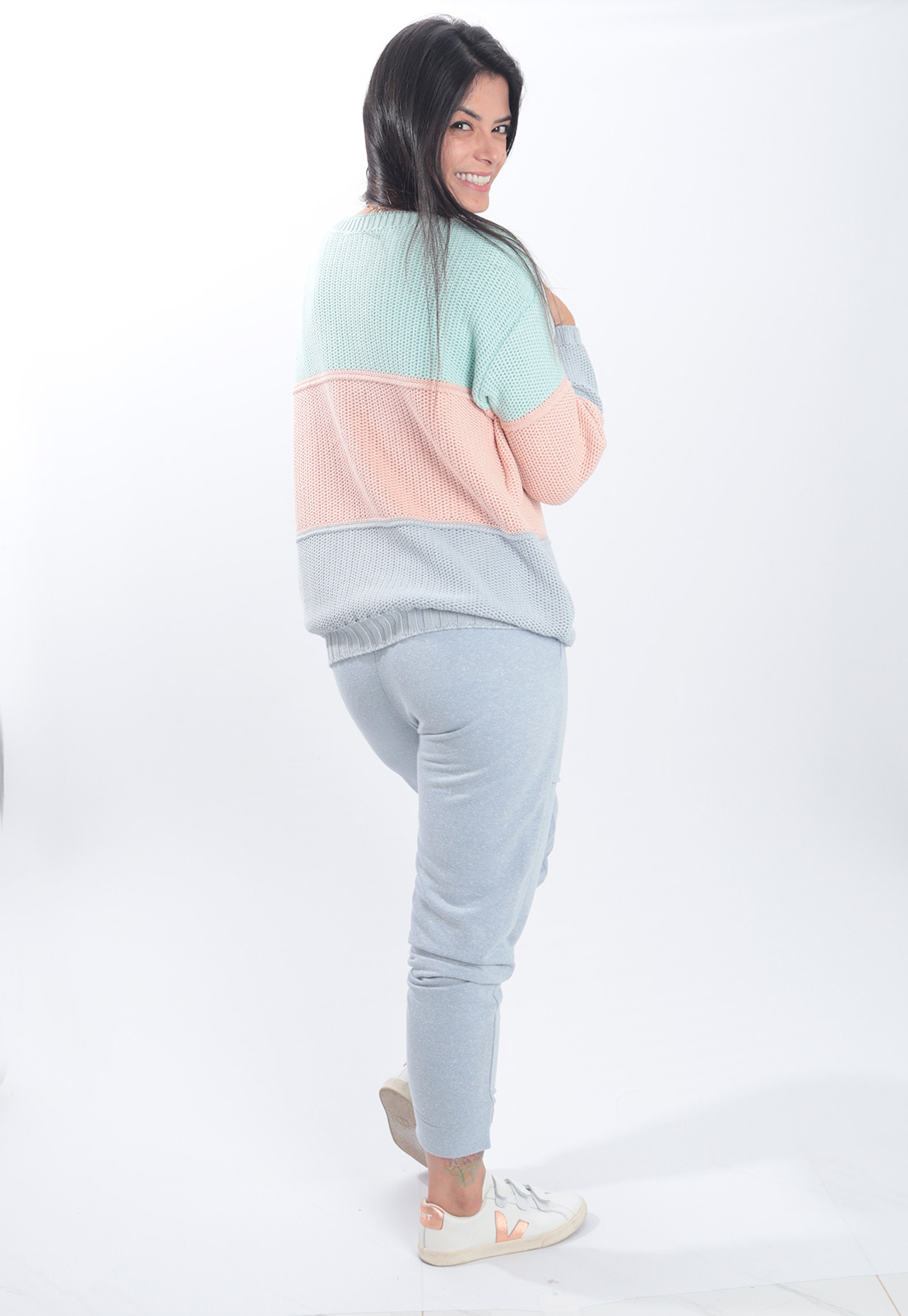 Blusa Stock 3 cores