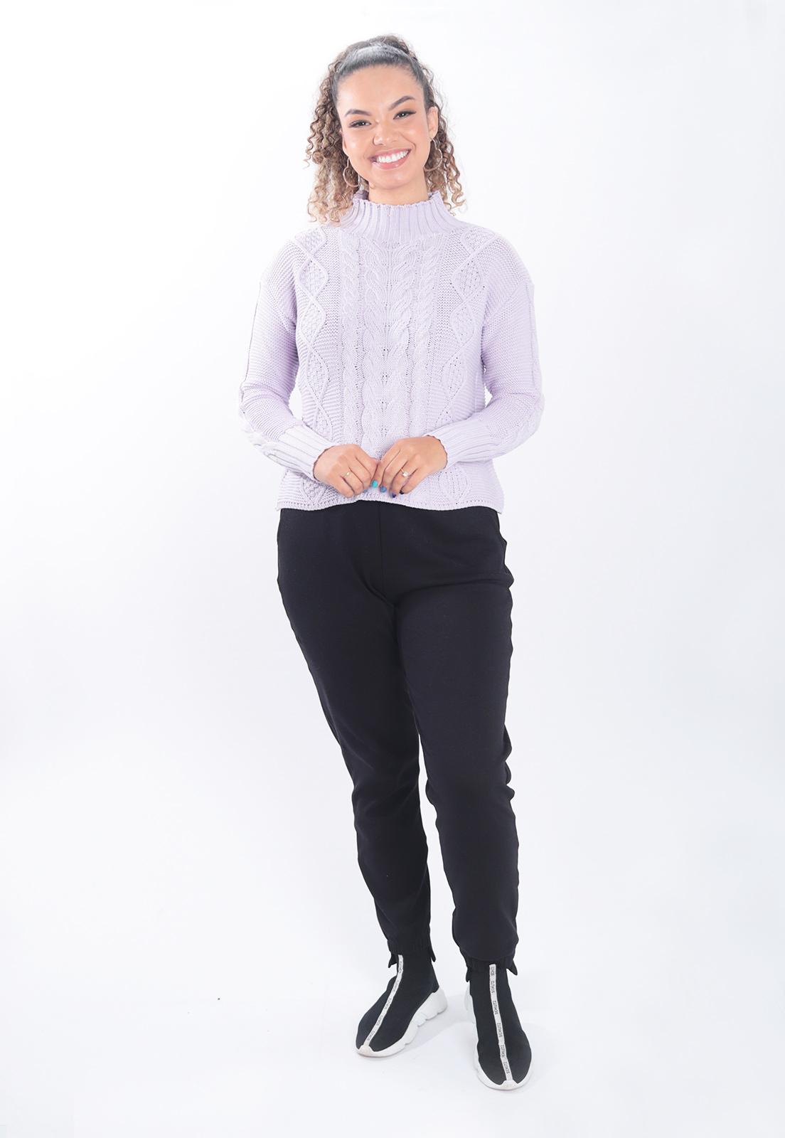 Blusa Stock Cotton Gola