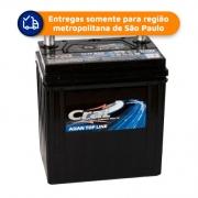 Bateria Automotiva CRAL CL38NSD 38Ah 18 meses de garantia