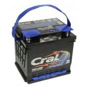 Bateria Automotiva CRAL CL-50FD 50Ah 18 meses de garantia ( Spin/Onix)