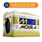 Bateria Automotiva Moura AGM MA80CD (Start/Stop) 80Ah  24 meses de garantia