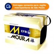 Bateria Automotiva Moura EFB MF60AD  (Start/Stop) 60Ah  24 meses de garantia