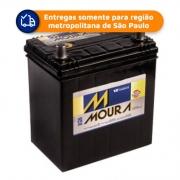 Bateria Automotiva MOURA M40SD 40Ah 18 meses de garantia